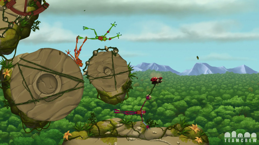 Screenshot 9 - Frog Climbers