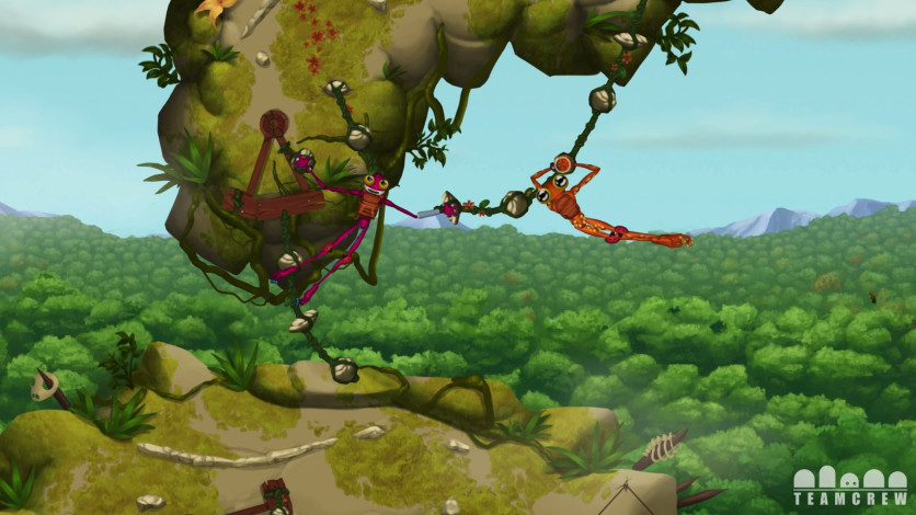 Screenshot 5 - Frog Climbers