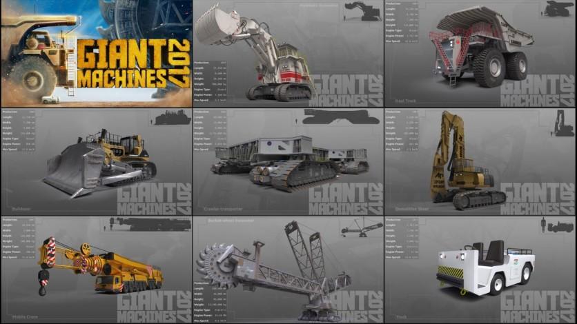 Screenshot 9 - Giant Machines 2017