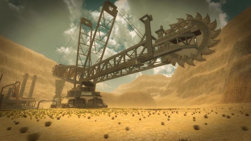 Screenshot 2 - Giant Machines 2017
