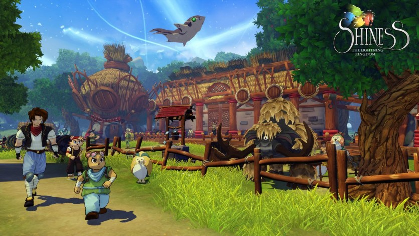 Screenshot 7 - Shiness: The Lightning Kingdom
