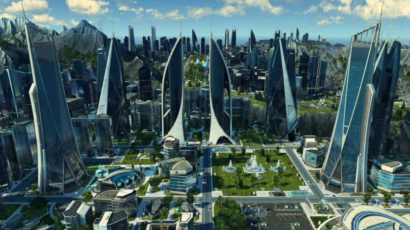 Screenshot 7 - Anno 2205: Frontiers