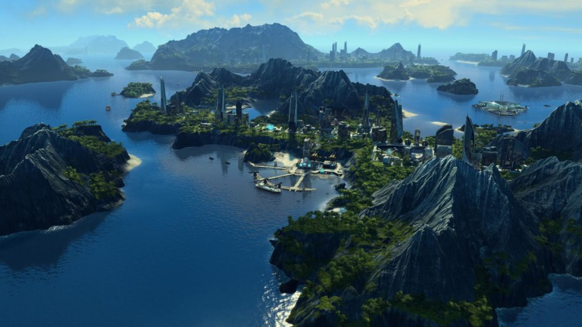 Screenshot 3 - Anno 2205: Frontiers