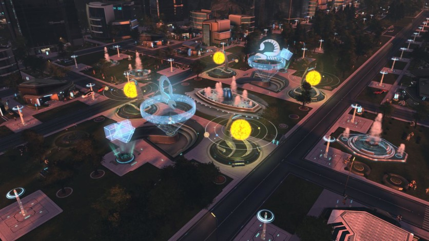 Screenshot 5 - Anno 2205: Frontiers