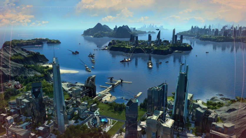 Screenshot 4 - Anno 2205: Frontiers