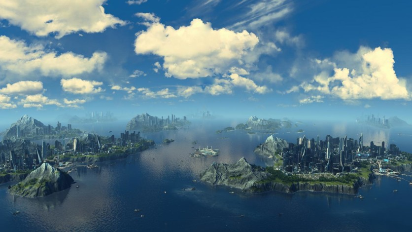 Screenshot 2 - Anno 2205: Frontiers