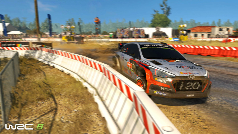 Screenshot 3 - WRC 6: World Rally Championship