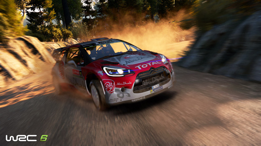 Screenshot 4 - WRC 6: World Rally Championship