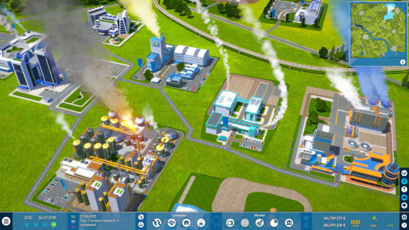 Screenshot 3 - INDUSTRY MANAGER: Future Technologies