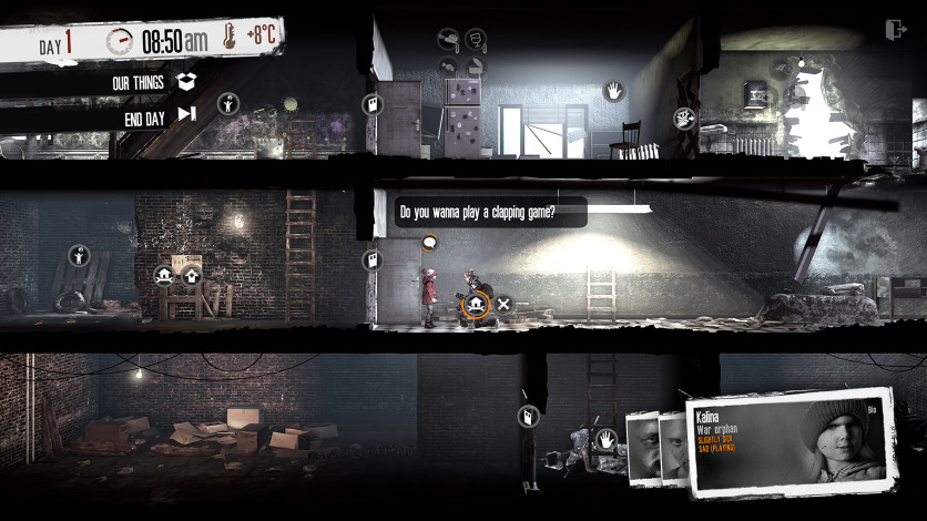 Screenshot 4 - This War of Mine - The Little Ones