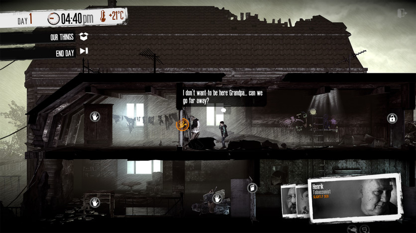 Screenshot 6 - This War of Mine - The Little Ones