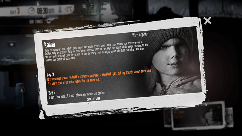 Screenshot 5 - This War of Mine - The Little Ones