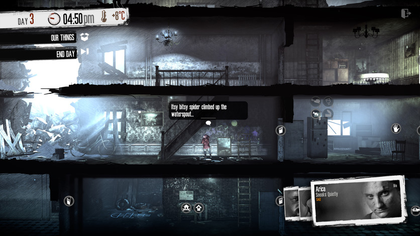 Screenshot 2 - This War of Mine - The Little Ones