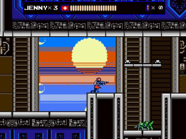 Screenshot 12 - Oniken