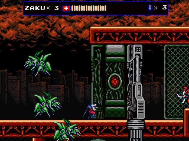 Screenshot 3 - Oniken