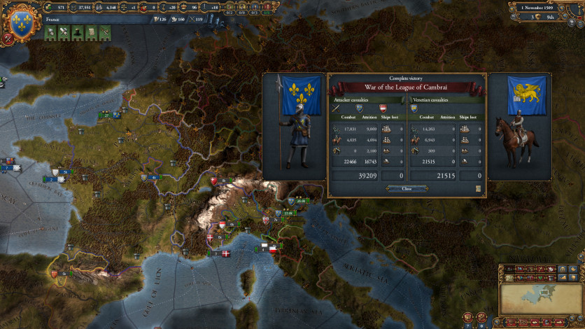 Screenshot 6 - Europa Universalis IV: Rights of Man