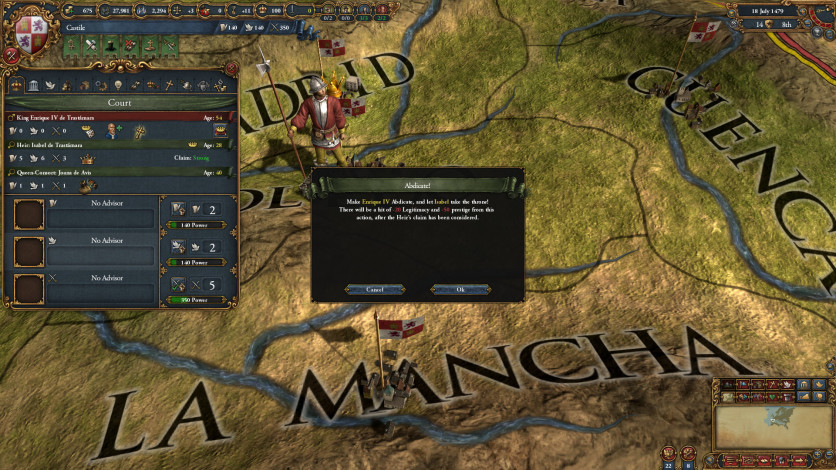 Screenshot 5 - Europa Universalis IV: Rights of Man