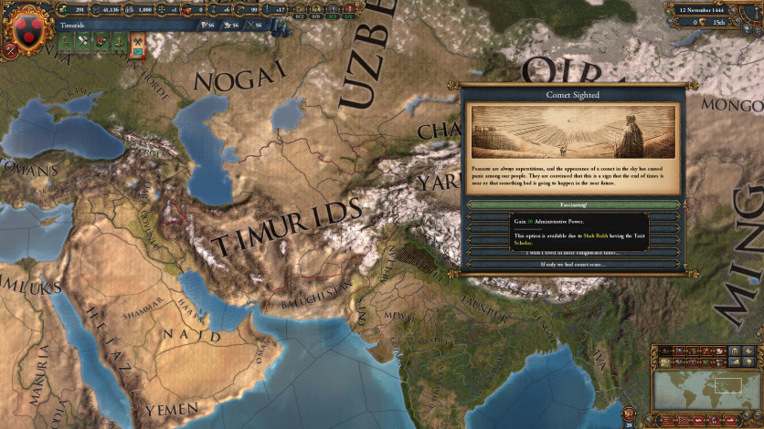 Screenshot 11 - Europa Universalis IV: Rights of Man