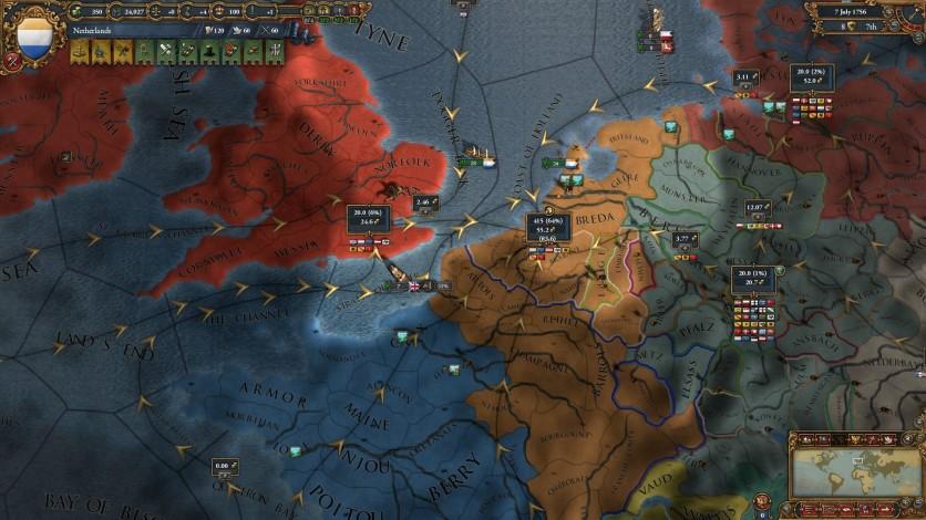 Screenshot 3 - Europa Universalis IV: Res Publica
