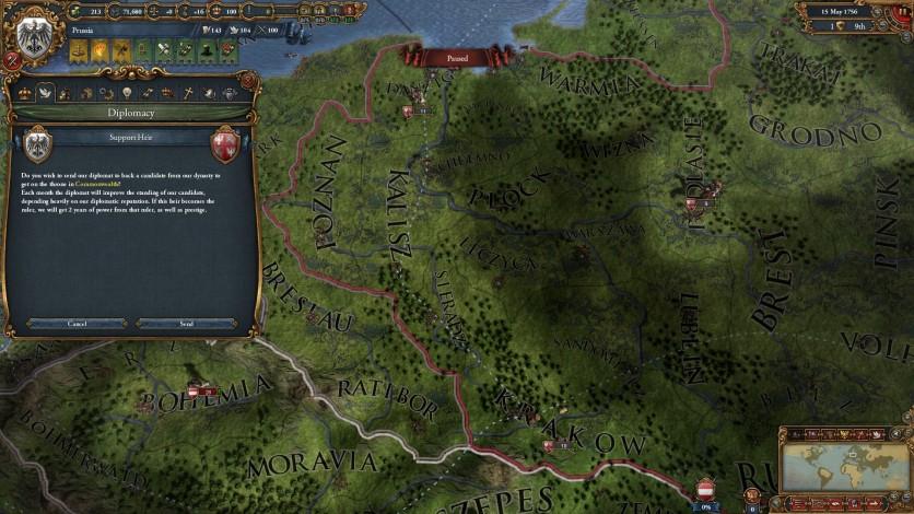 Screenshot 8 - Europa Universalis IV: Res Publica