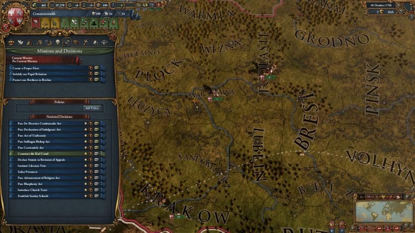 Screenshot 10 - Europa Universalis IV: Res Publica