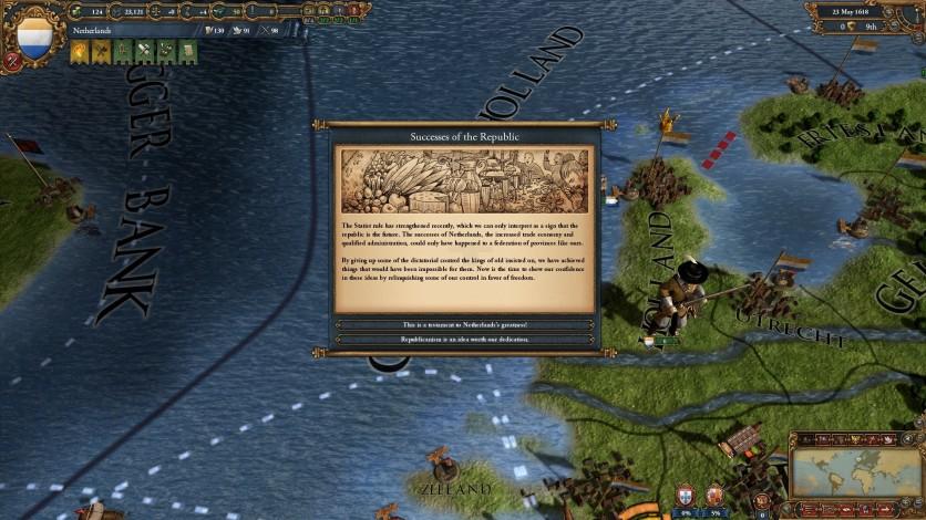 Screenshot 6 - Europa Universalis IV: Res Publica
