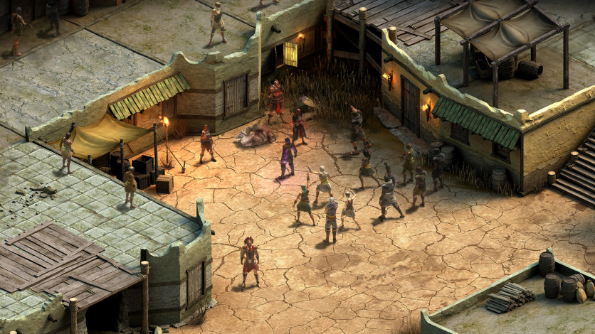 Screenshot 2 - Tyranny - Standard Edition