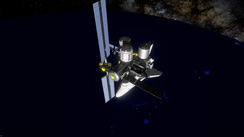 Screenshot 2 - Stable Orbit