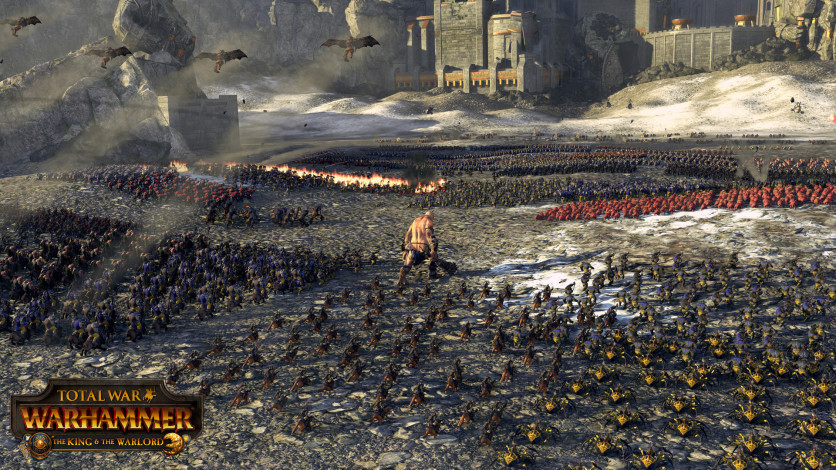 Screenshot 3 - Total War: WARHAMMER - The King and the Warlord