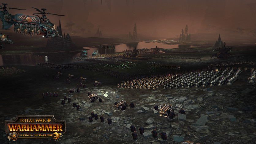 Screenshot 6 - Total War: WARHAMMER - The King and the Warlord