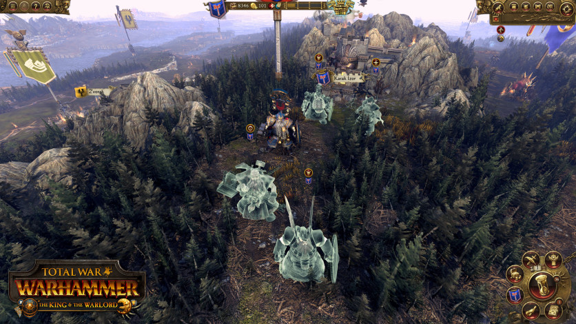 Screenshot 8 - Total War: WARHAMMER - The King and the Warlord