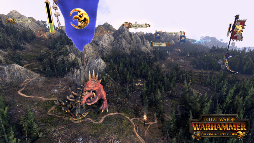 Screenshot 5 - Total War: WARHAMMER - The King and the Warlord