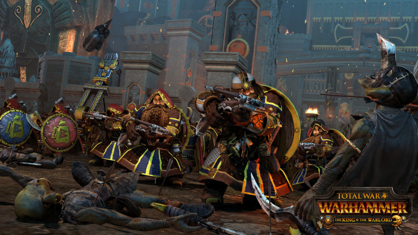 Screenshot 2 - Total War: WARHAMMER - The King and the Warlord