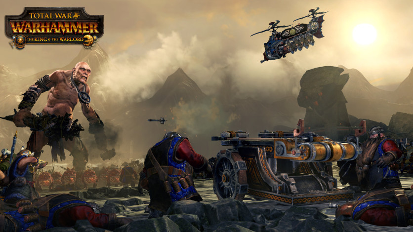 Screenshot 4 - Total War: WARHAMMER - The King and the Warlord