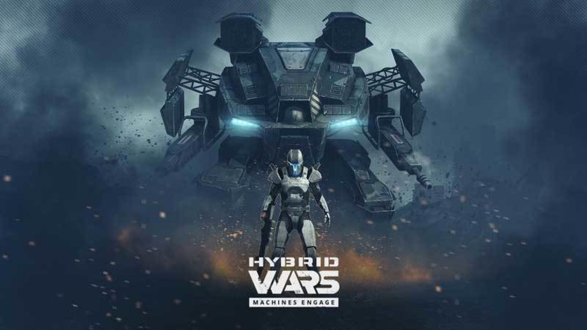 Screenshot 2 - Hybrid Wars - Upgrade Pack