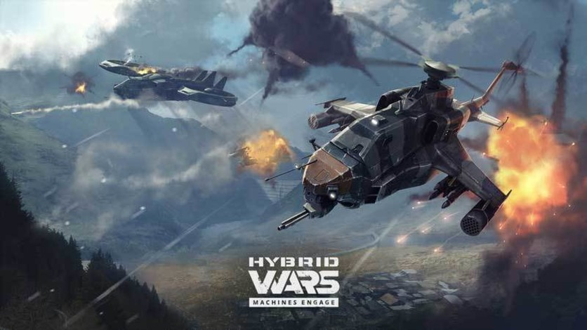 Screenshot 5 - Hybrid Wars - Upgrade Pack