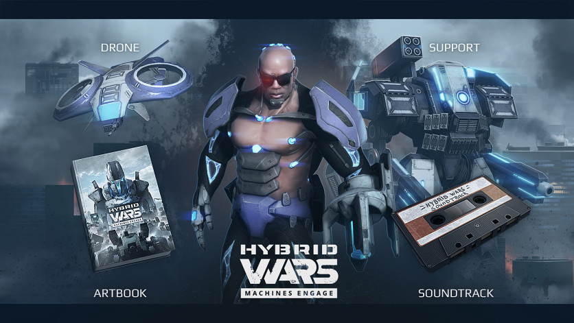 Screenshot 3 - Hybrid Wars - Upgrade Pack