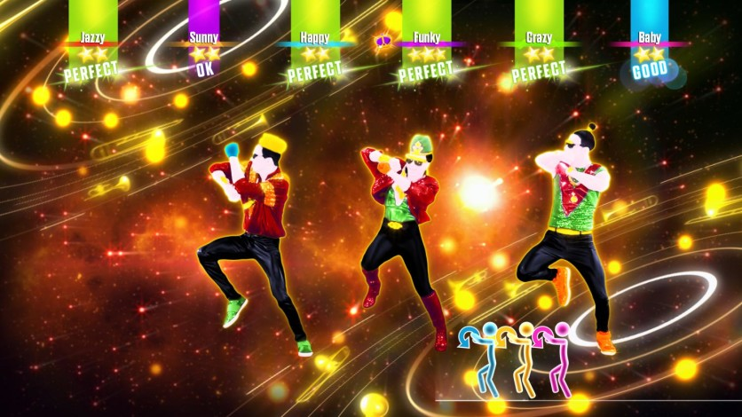 Screenshot 5 - Just Dance 2017
