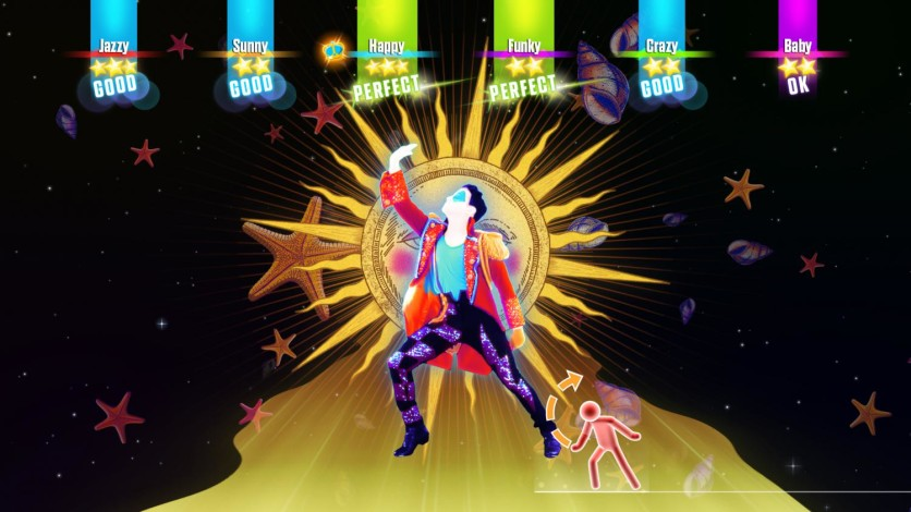 Screenshot 3 - Just Dance 2017