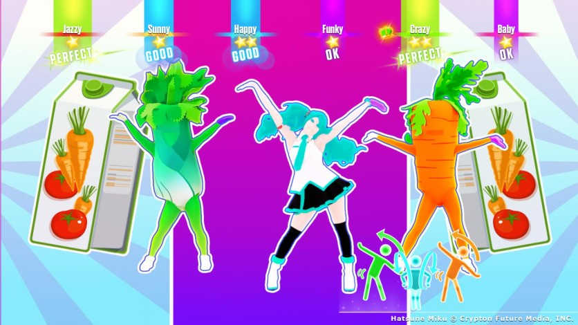 Screenshot 4 - Just Dance 2017