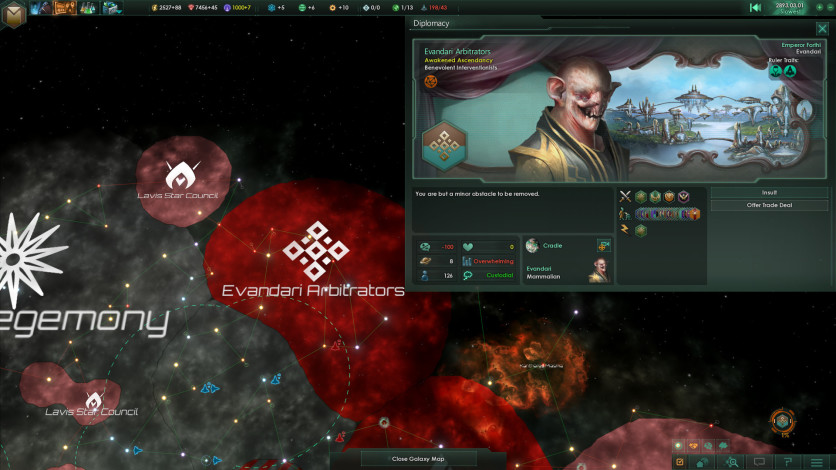 Screenshot 6 - Stellaris: Leviathans Story Pack