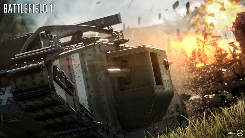 Screenshot 13 - Battlefield 1