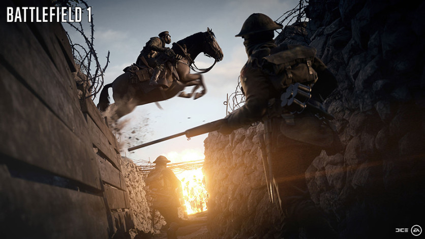 Screenshot 12 - Battlefield 1