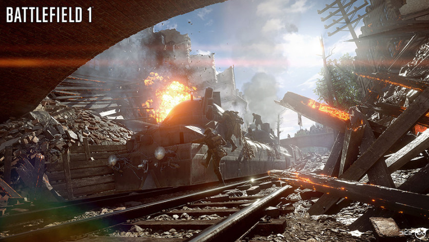 Screenshot 14 - Battlefield 1