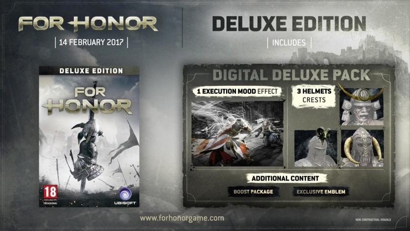 Screenshot 3 - For Honor - Deluxe Edition