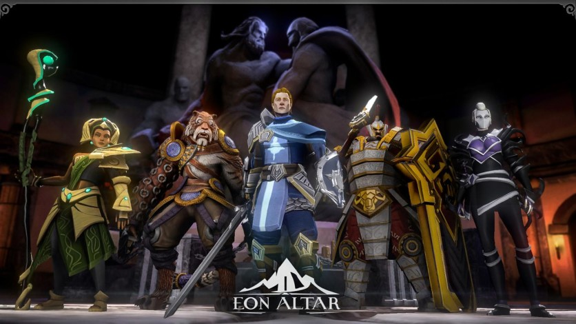 Screenshot 3 - Eon Altar: Episode 1