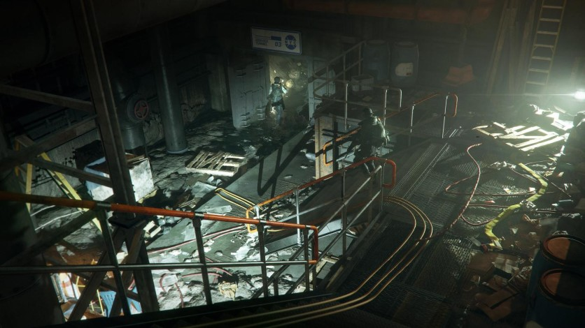 Screenshot 3 - Tom Clancy's The Division: Underground
