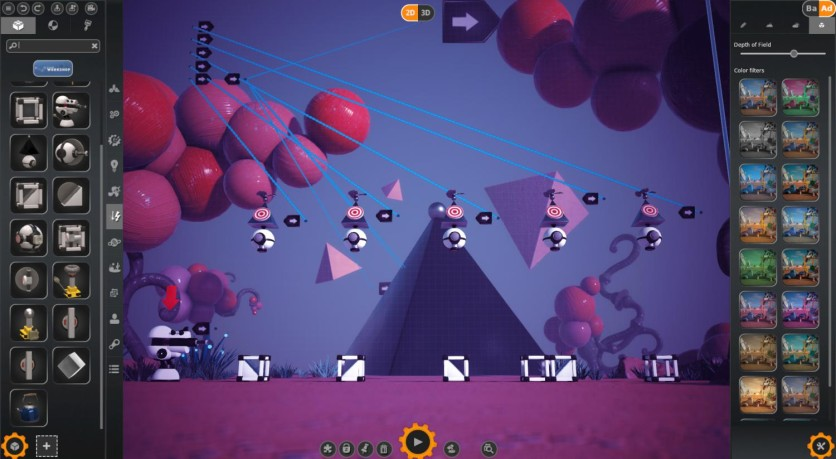 Screenshot 7 - Crazy Machines 3