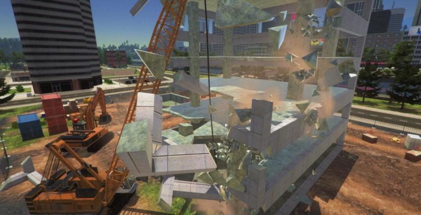 Screenshot 2 - Demolish & Build Company 2017