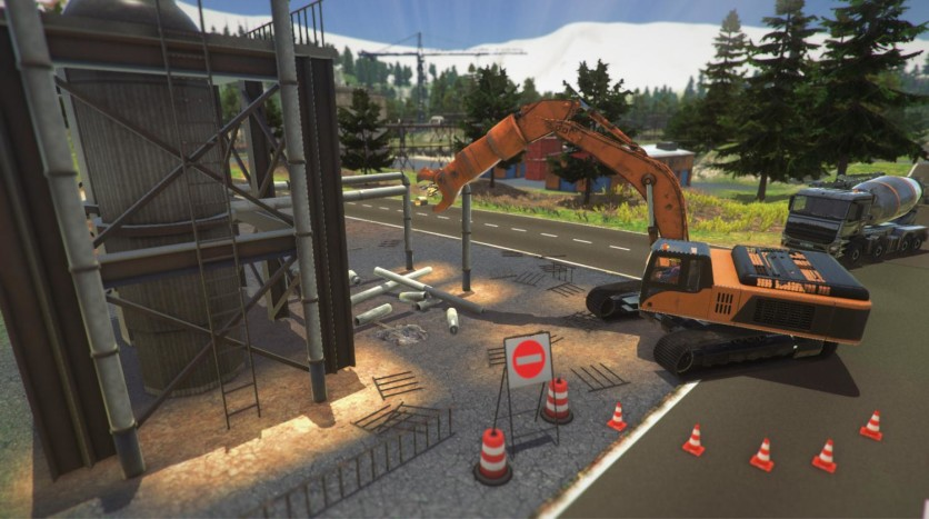 Screenshot 5 - Demolish & Build Company 2017